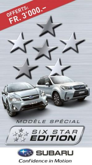 SIX STAR EDITION
